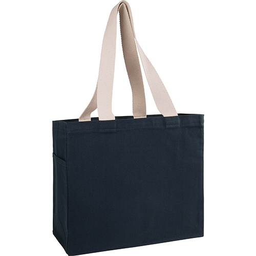 Cranbrook' 10oz Cotton Canvas Tote Shopper