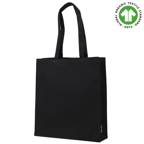 KUNGWI 10oz Shopper Black-Navy