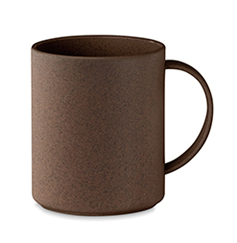 Mug in coffee husk PP 300ml