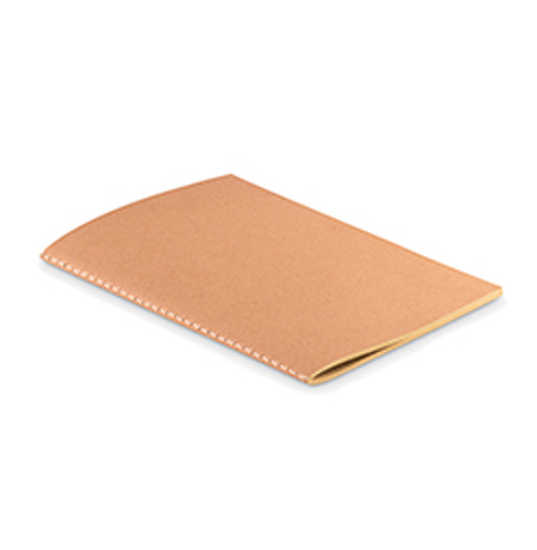 A5 notebook in cardboard cover