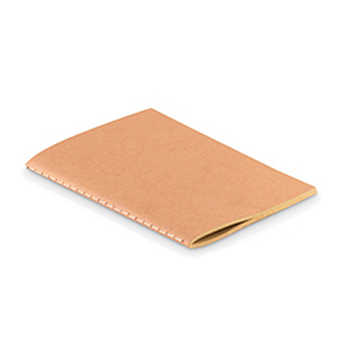 A6 notebook in cardboard cover
