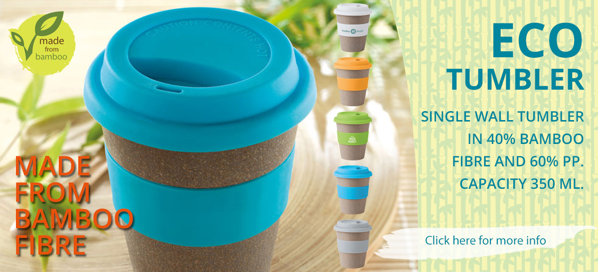 Eco Tumbler Drinking Cup